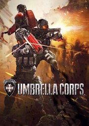 Carátula de Umbrella Corps - PS4