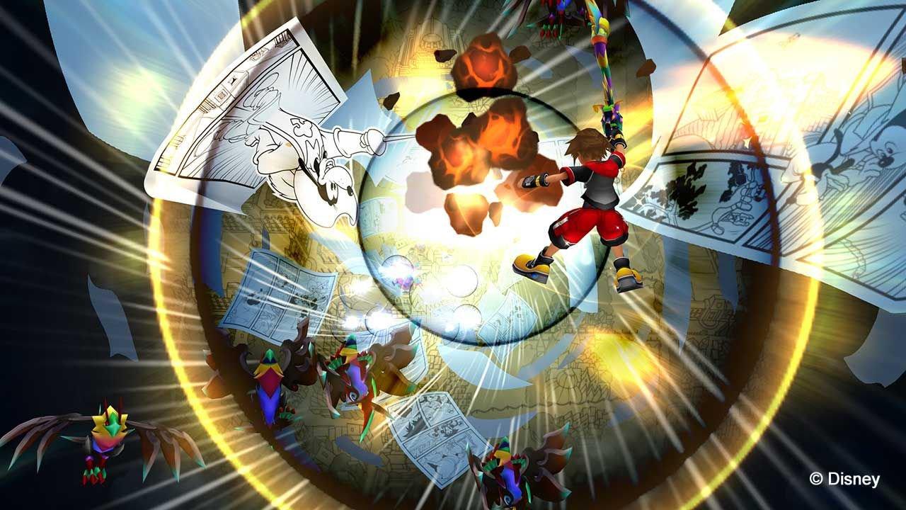 Analisis De Kingdom Hearts Hd Ii 8 Final Chapter Prologue Para Ps4