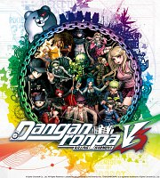 Carátula de New Danganronpa V3 - PC
