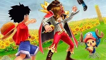 Video One Piece: Thousand Storm, Anuncio Occidente