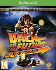 Back to the Future: The Game 30th Anniversary Edition Xbox One