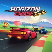 Carátula de Horizon Chase Turbo - PS4