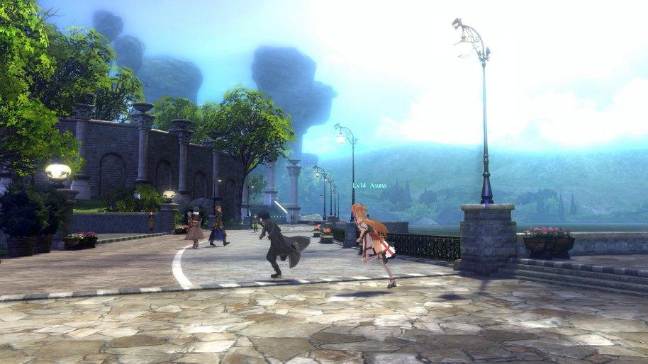 Sword Art Online Hollow Realization análisis