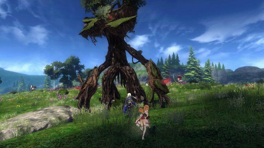 Sword Art Online Hollow Realization Vita