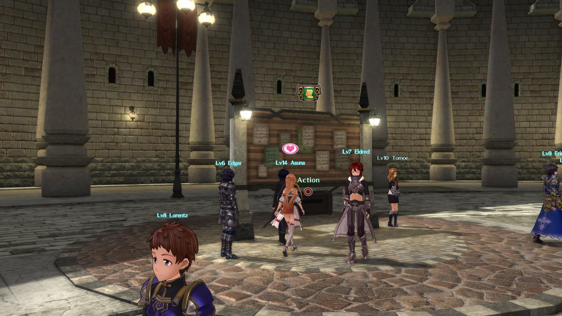 Análisis de Sword Art Online Hollow Realization para PS4