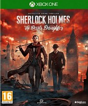 Carátula de Sherlock Holmes: The Devil's Daughter - Xbox One