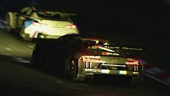 Video Gran Turismo Sport, Demostración Gameplay: Nürburgring 24h Night