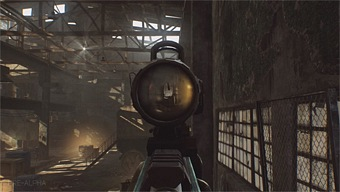 Video Escape from Tarkov, Gameplay de Acción