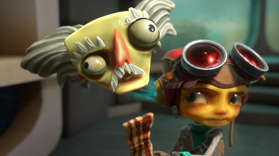 Psychonauts 2: Acción, puzles, plataformas y mucho humor. ¡Psychonauts 2 es prometedor!