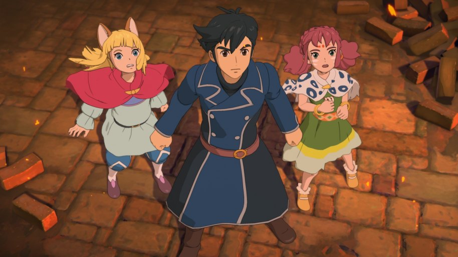 Ni no Kuni 2 Revenant Kingdom PS4