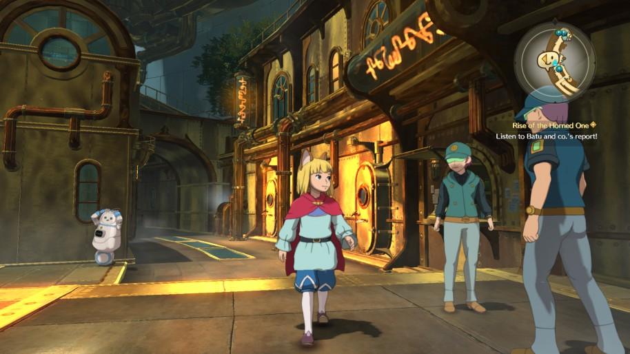 Ni no Kuni 2 Revenant Kingdom PS4