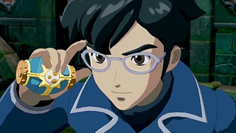El viajero misterioso. Nuevo tráiler de Ni no Kuni 2