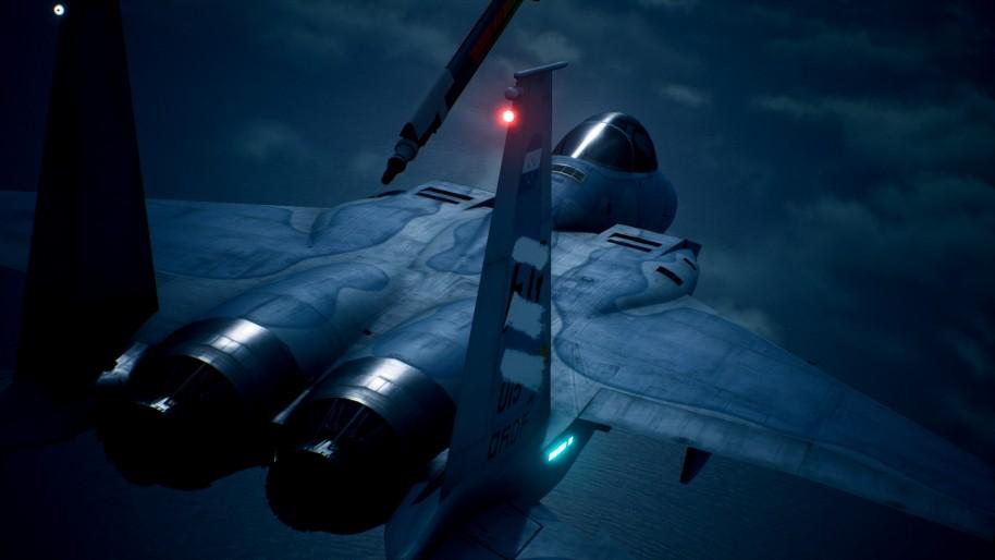 Ace Combat 7: Ace Combat 7: Skies Unknown, la batalla está en las alturas