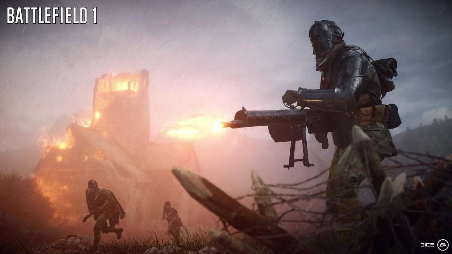 Battlefield 1: Battlefield 1: Caballos, arsenal, parajes, IGM