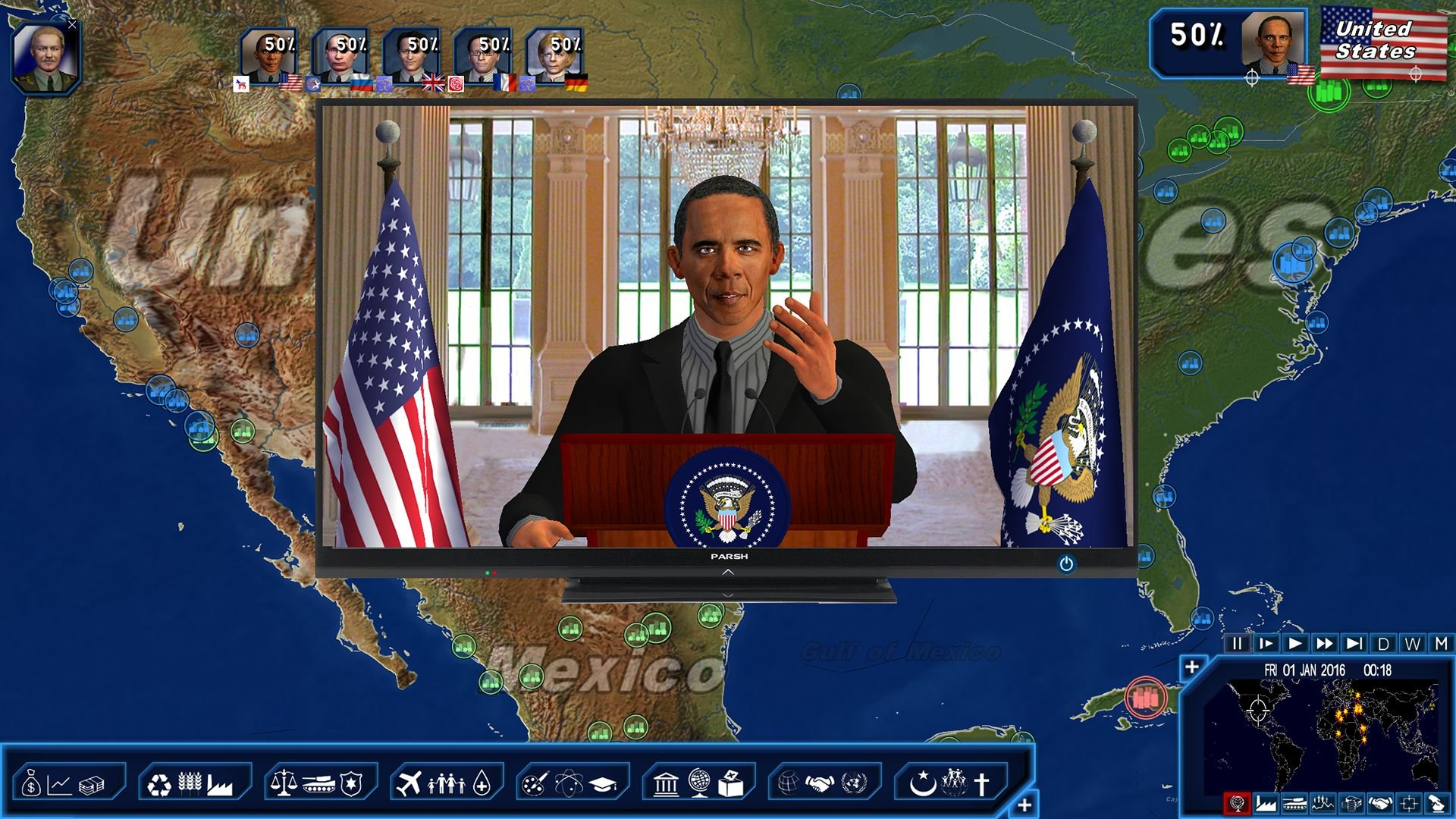 games power revolution geopolitical simulator