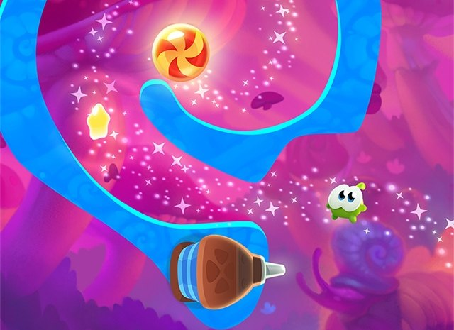 Cut the Rope Magic Android
