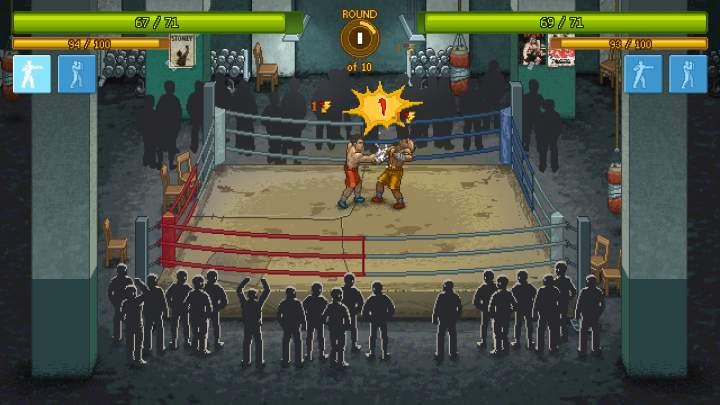 Punch Club - Imagen PC