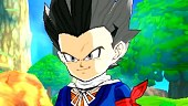 Video Dragon Ball Fusions - Dragon Ball Fusions: Creación de Personajes