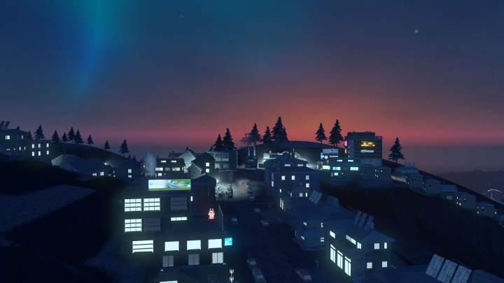 Cities Skylines - Snowfall - Imagen PS4