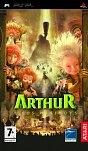 Arthur y los Minimoys PSP