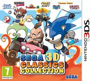 Carátula de SEGA 3D Classics Collection - 3DS