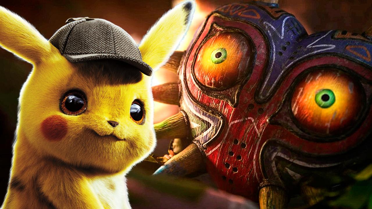 Guionistas de Detective Pikachu quieren hacer una película de Super Smash Bros