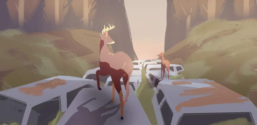 Way to the Woods - Imagen Xbox One
