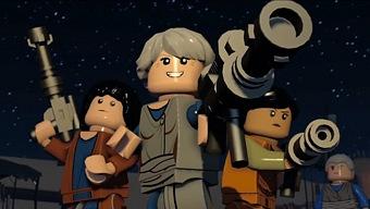 LEGO SW El Despertar de la Fuerza: Tráiler Español