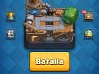 Clash Royale - Pantalla