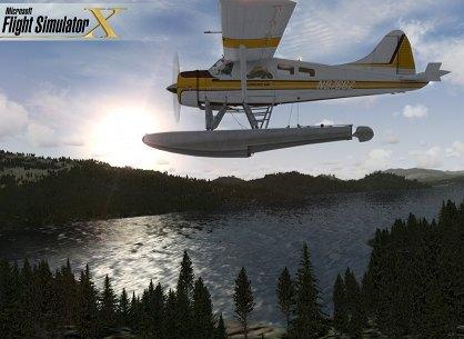 Microsoft Flight Simulator X análisis
