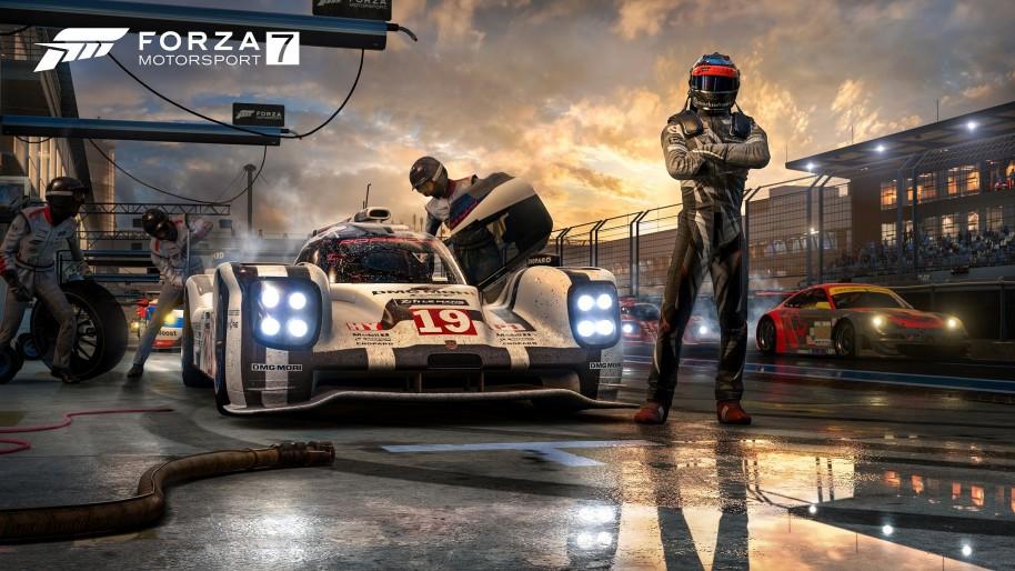 Forza 7: Forza 7: Simulación y velocidad a 4K