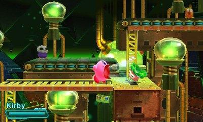 Kirby Planet Robobot análisis