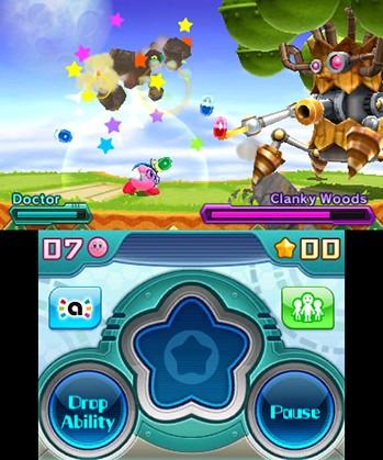 Kirby Planet Robobot: Kirby Planet Robobot: Plataformas, mechas y Amiibos