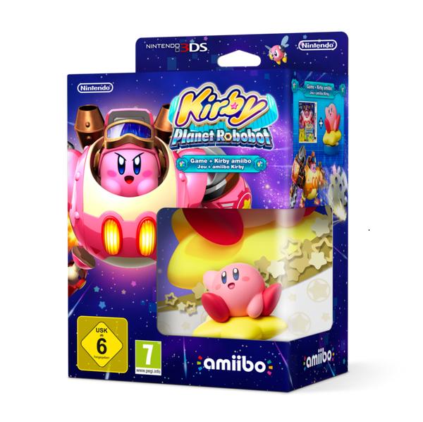 Kirby: Planet Robobot para 3DS detalla algunos de sus modos de juego extra