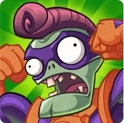 Carátula de Plants vs. Zombies Heroes - Android