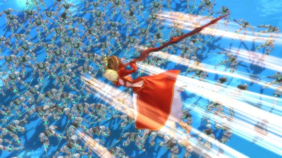 Fate/EXTELLA The Umbral Star Vita