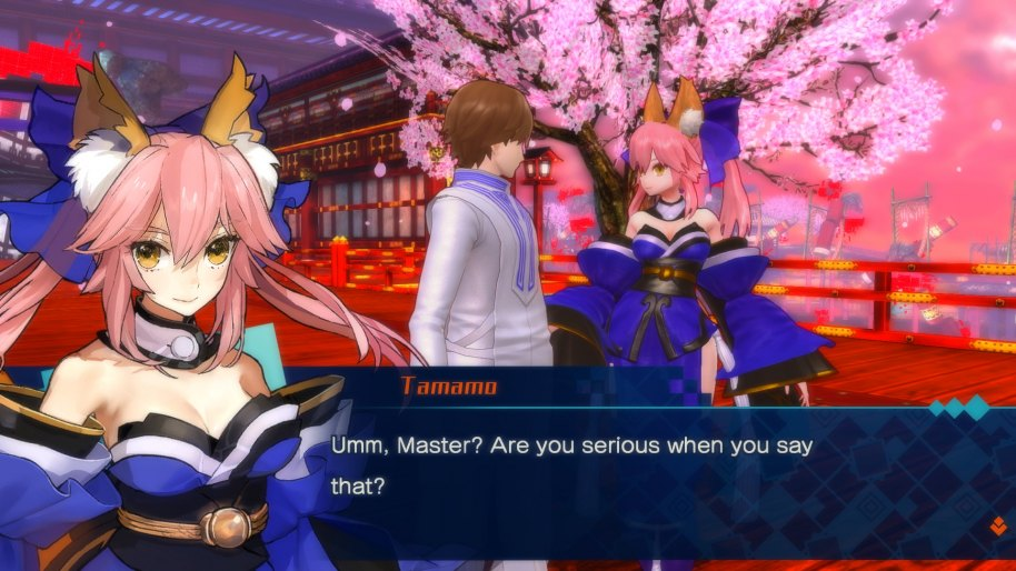 Fate/EXTELLA The Umbral Star análisis