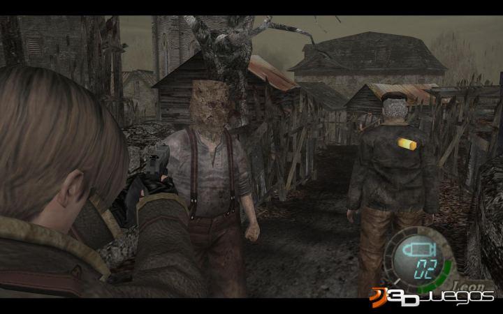 Análisis de Resident Evil 4 para PC - 3DJuegos