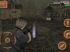 Resident Evil 4 - Pantalla