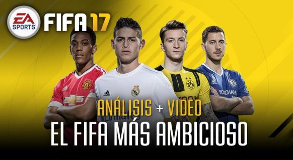 An�lisis de FIFA 17