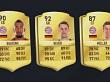 Medias de los Jugadores (FIFA 17)