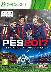 Carátula de PES 2017 - Xbox 360
