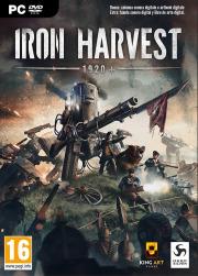 Carátula de Iron Harvest 1920+ - PC