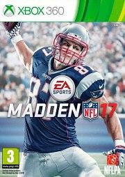 Carátula de Madden NFL 17 - Xbox 360