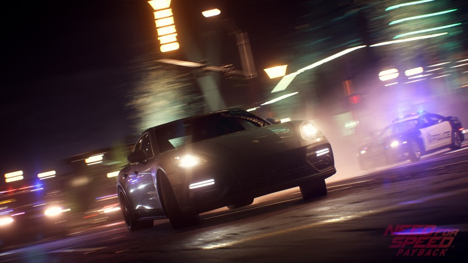 Need for Speed Payback: Need for Speed Payback: Carreras con estilo blockbuster