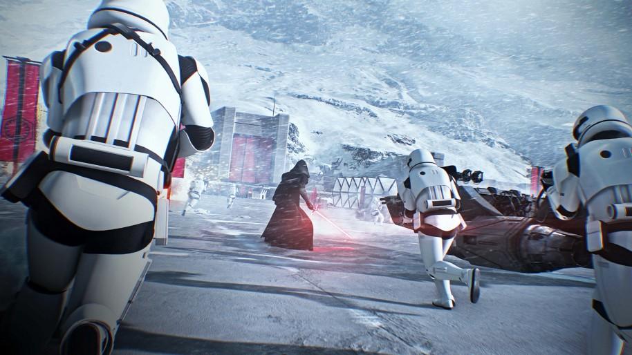 Battlefront 2: Star Wars Battlefront 2: ea, dice, multijugador star wars