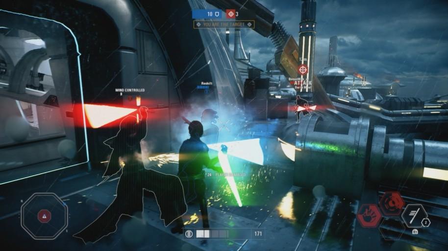 Battlefront 2: Sables láser y naves espaciales: juzgamos el multijugador de Star Wars Battlefront 2