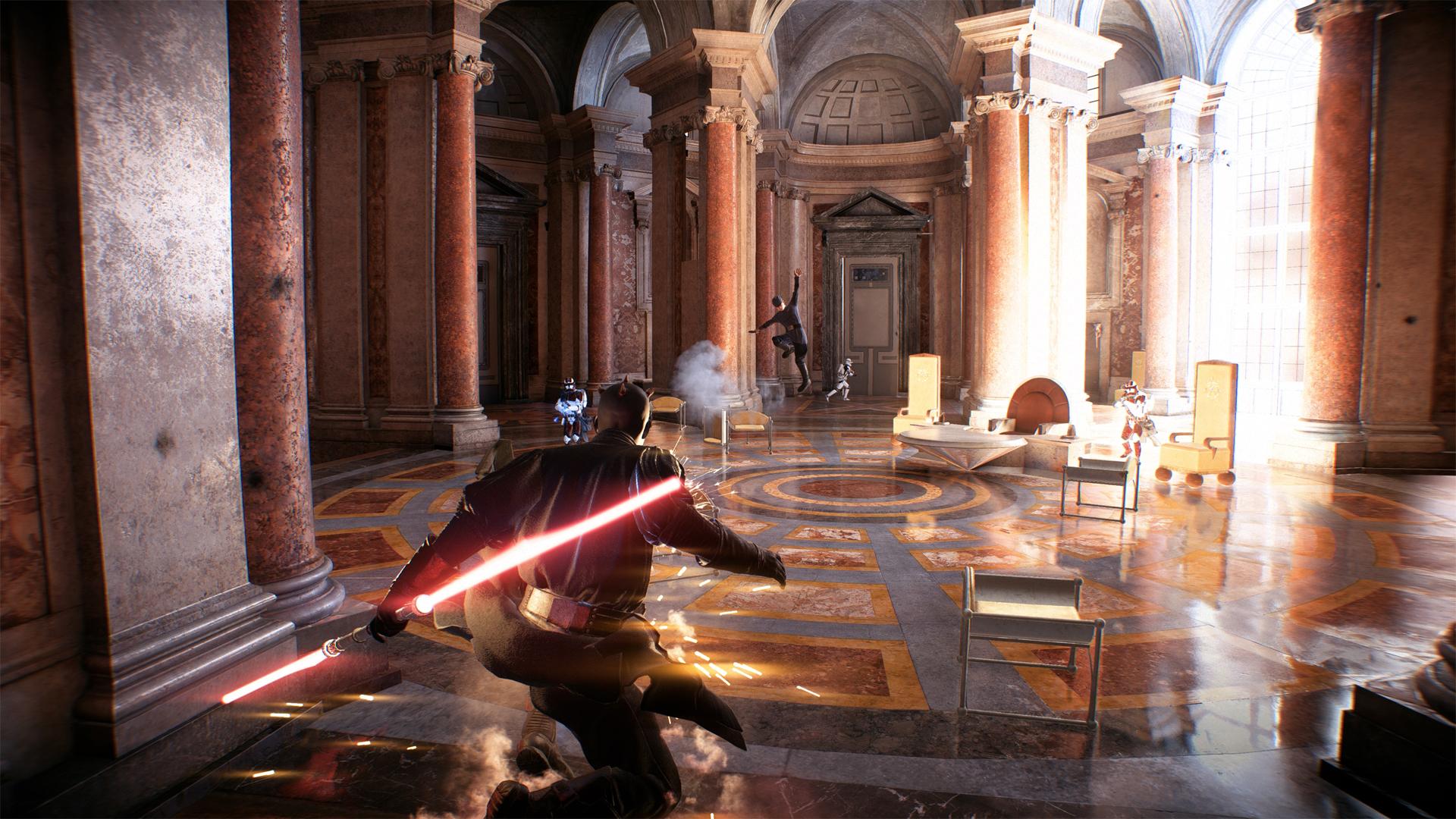 Star Wars Battlefront 2: Consigue muchos créditos rápidamente