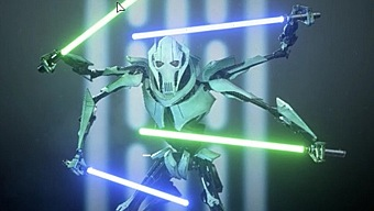 Star Wars Battlefront 2: filtran el aspecto del General Grievous