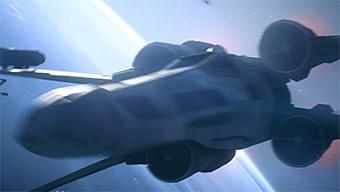 Video Star Wars: Battlefront 2, Tráiler: Modo Asalto de Cazas Estelares